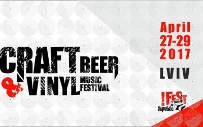 Lviv Craft Beer & Vinyl Festival 2017