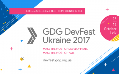 GDG Dev Fest 2017