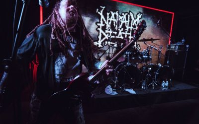 Napalm Death у Львові