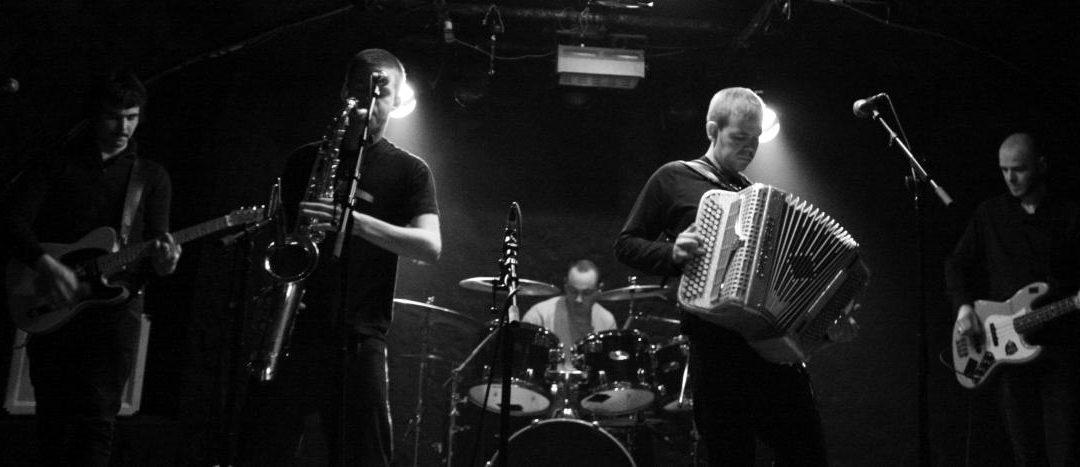 Французький гурт La Mathilde у Львові